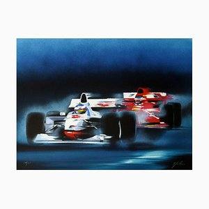 Victor Spahn, 1999 Season of Formula 1