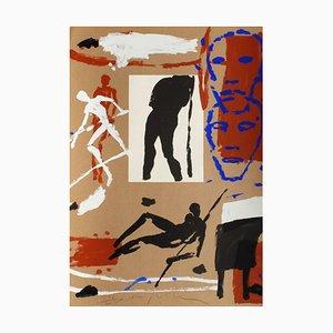 Mimmo Paladino, Barcelona Olympic Games Print