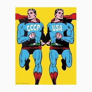 Art CCCP, Art USA Poster, Roman Cieslewicz