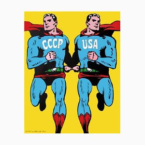 Poster Art CCCP, Art USA, Roman Cieslewicz