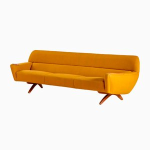 Model 62 Geisha Sofa by Leif Hansen for Kronen