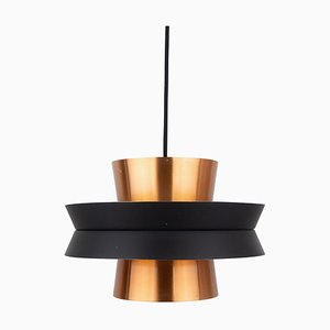 Swedish Pendant Lamp by Carl Thore / Sigurd Lindkvist for Granhaga Metallindustri, 1960s