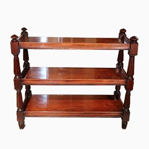 Antique Mahogany Etagere / Sideboard