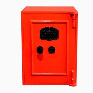 Vintage Orange Safe by C Price & Co