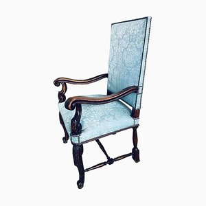 19th Century Spanish Lounge Chair, 1980s