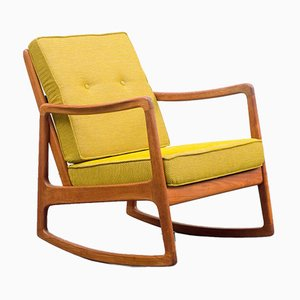 Mid-Century Danish Teak Armchair by Ole Wanscher for France & Søn / France & Daverkosen, 1960s