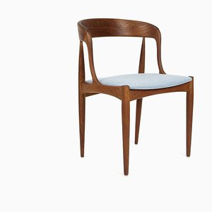 Danish Teak Mod. 16 Dining Chair by Johannes Andersen for Uldum Møbelfabrik, 1960s