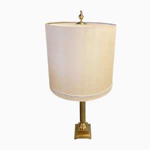 Große Tischlampe, 1950er