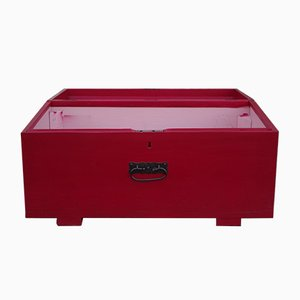 Repainted Red Chest, 1960s
