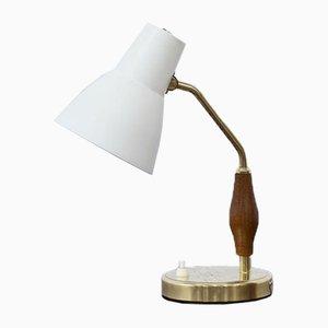 Lampe de Bureau par Hans Bergström pour ASEA, Suède, 1950s