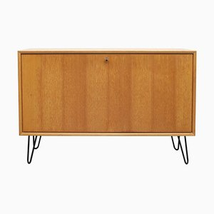 Small Oak Sideboard, 1960s