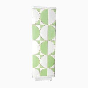 Große geometrische Mid-Century Pop Art Vase von Verner Panton