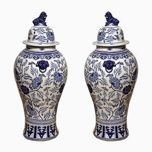 Hohe Peninsula Vase von Eichholtz, 1990er