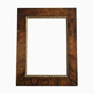 Antique Gold Veneered Frame