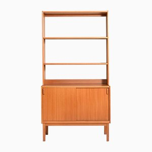 Scandinavian Teak Shelf from Bodafors, 1960s