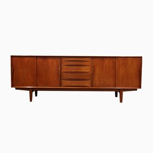 Danish Rosewood Sideboard by Arne Vodder, 1960s