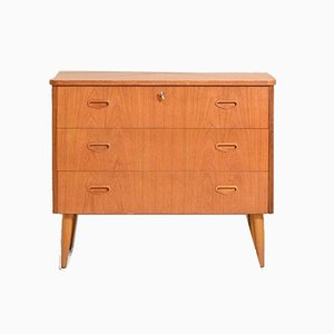 Commode Scandinave en Teck, 1960s