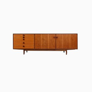 Teak & Rosewood Sideboard by Ib Kofod Larsen for G-Plan, 1960s