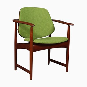 Teak Armchair by Arne Hovmand-Olsen