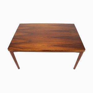 Palisander Extendable Dining Table by Henning Kjærnulf, Denmark, 1960s
