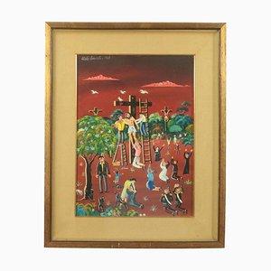 Udo Toniato, Oil Canvas