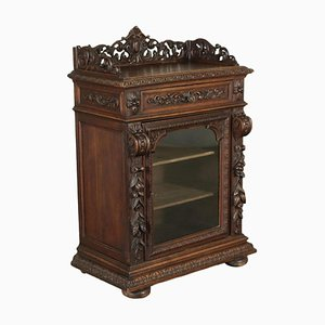 Neo-Renaissance Style Cabinet