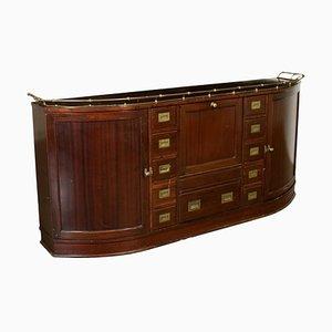 Mueble bar estilo Marine