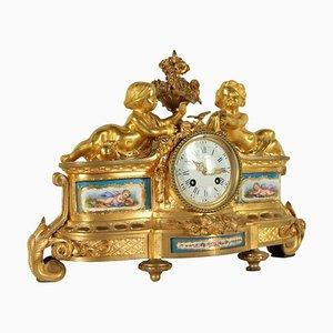 Bronze Clock, 1844