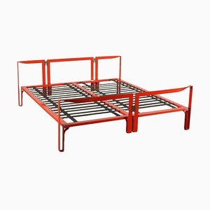 Double Bed by Tobia Scarpa