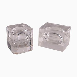 Plexiglass Boxes, Set of 2