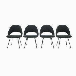 Mod. 71 Stühle von Eero Saarinen für Knoll International, 1960er, 4er Set