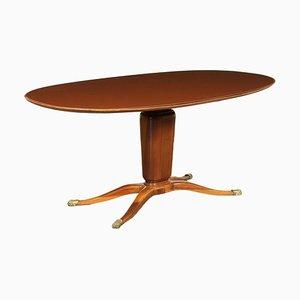 Tavolo in faggio, anni '50