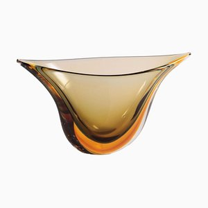 Versenkte Glasvase