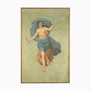 Female Figure, Canvas