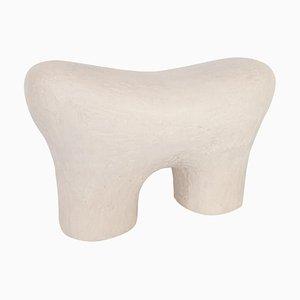 Weißer Tooth Chair von Dongwook Choi