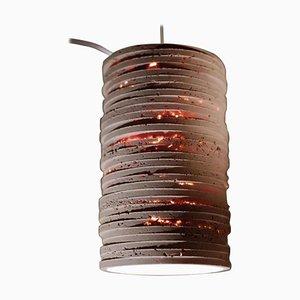 Petite Lampe à Suspension Strato par Marmi Serafini