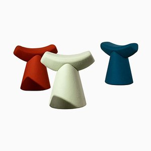 Gardian Stools by Patrick Norguet, Set of 3