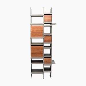 Libreria in pirite di Luca Nichetto