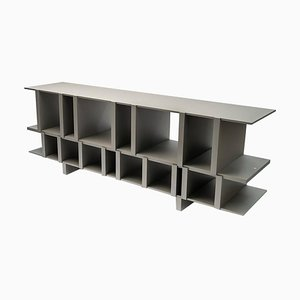 Pyrite Bookshelf by Luca Nichetto