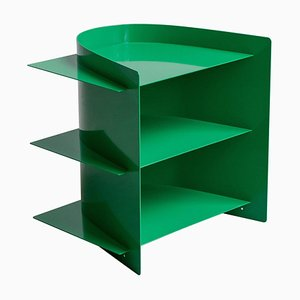 Green Tension Side Table by Paul Coenen