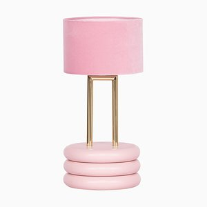 Marshmallow Table Lamp by Royal Stranger