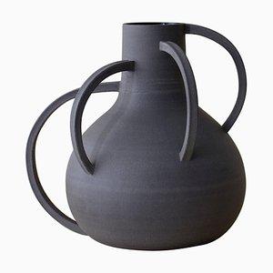 Vase V6,45,18 von Roni Feiten