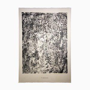 Earth Garden, Original Lithograph, 1959