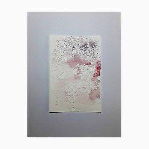 Passion, Original Aquarell Zeichnung von Antonietta Valente, 2020