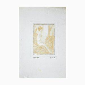 Leo Guida, Studie für Ein Sybil, 1970er Jahre