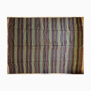Romanian Vintage Woolen Carpet