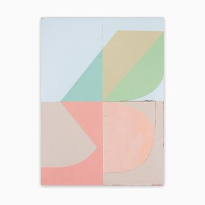 Colibri, Peinture Abstraite, 2020