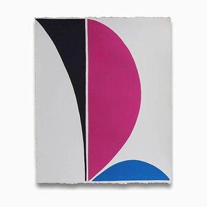 Off On A Tangent, Abstrakte Malerei, 2016