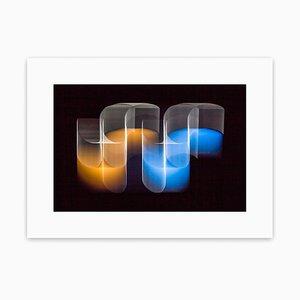 Zwei Überbrückte Quadrate 6, Abstrakte Fotografie, 2013