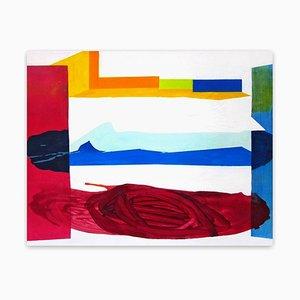 Span, Abstrakte Malerei des Expressionismus, 2011